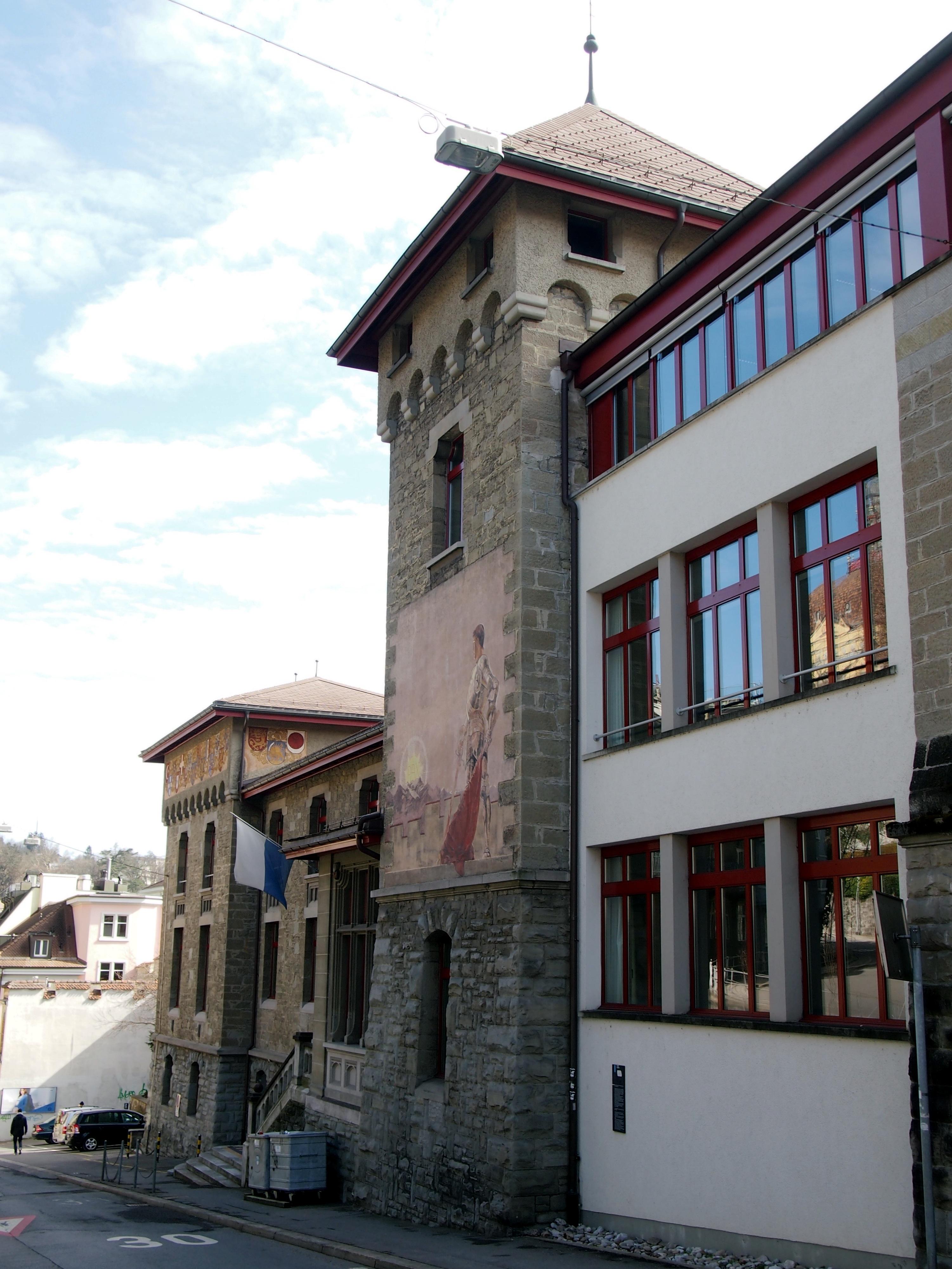 Fluhmattschulhaus