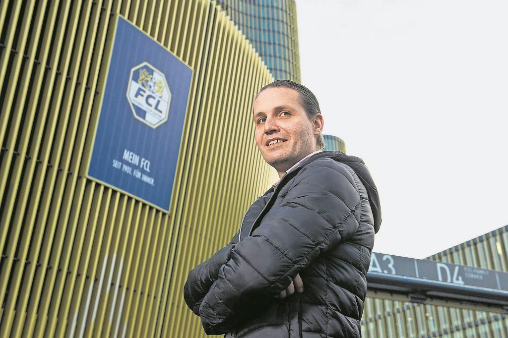 FCL-Sportkoordinator Remo Meyer bleibt realistisch: «Die ersten fünf Spiele waren nicht einfach und ein harter Kampf.» (Bild: Dominik Wunderli)